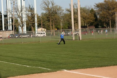 FLY BALL TO JEN