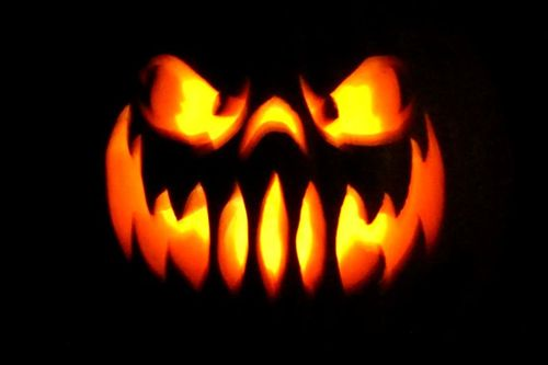 halloween pumpkin carving i make things - Scary Pumpkin Carving Patterns