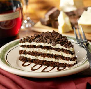 Olive garden chocolate lasagna