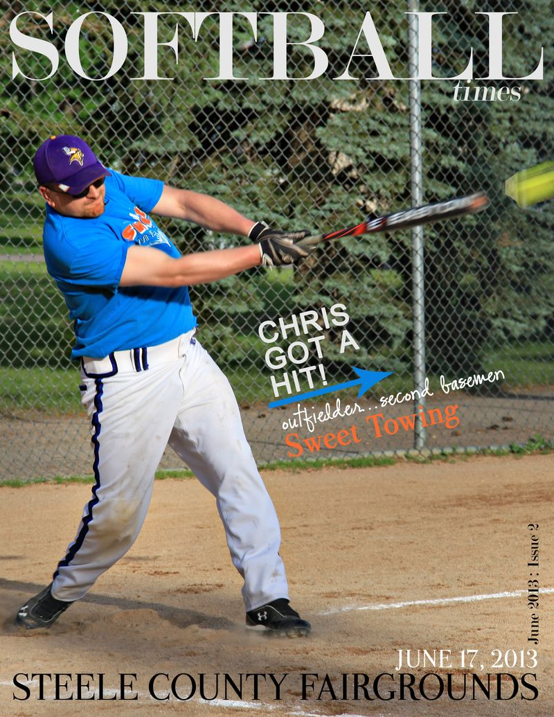 Softball Times June 2013 Issue #2