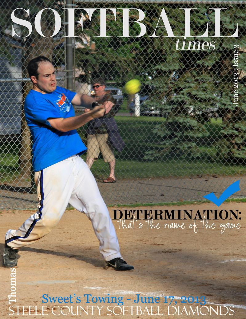 Softball Times June 2013 Issue #3