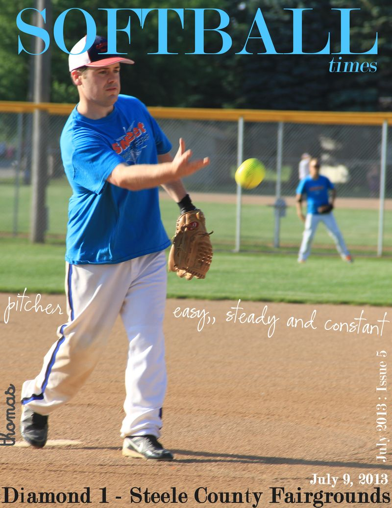Softball times july 2013 issue 5