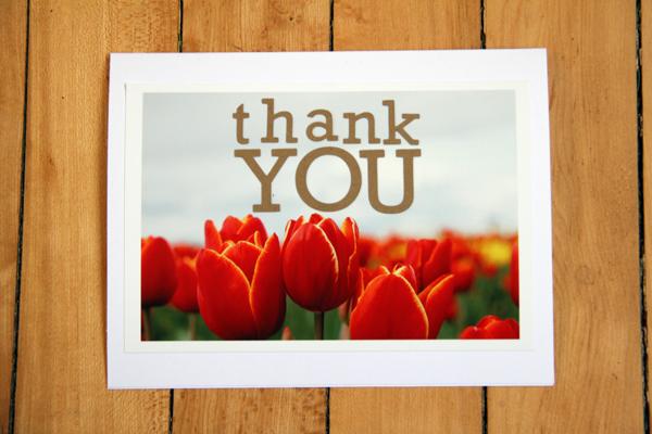 Thank u w.pic cutout card024