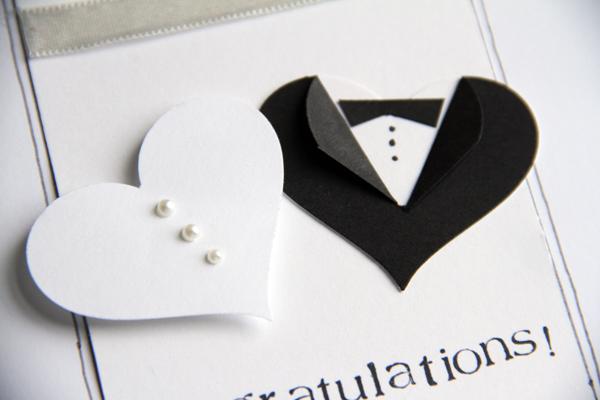 Make A Card Monday Wedding Meeting Of Hearts