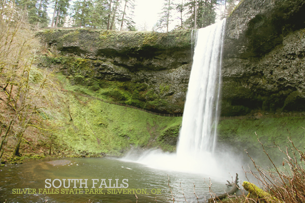 Silver-Falls-State-Park