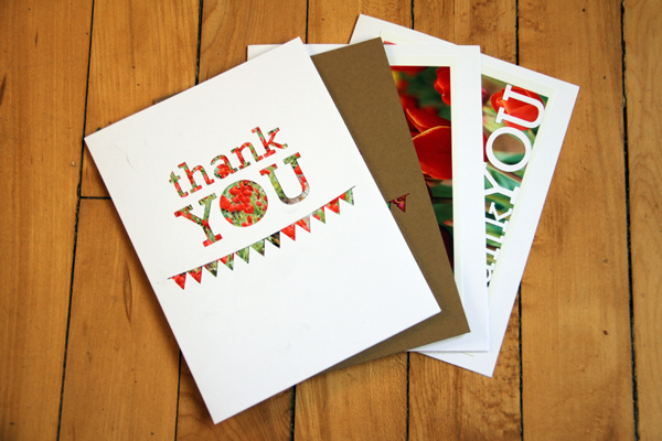 Thank u w.pic cutout card021