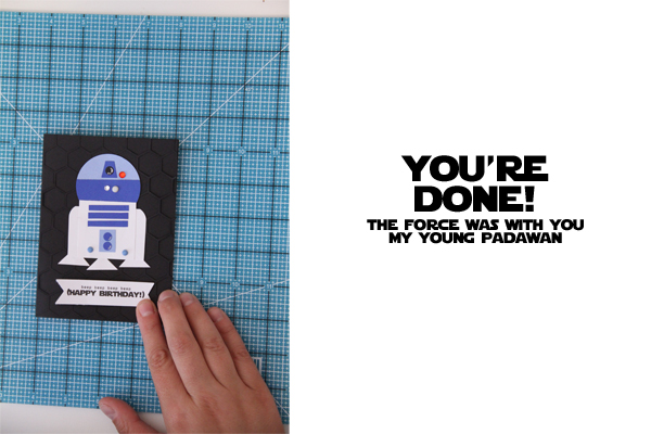 Make a card monday happy birthday from r2d2 i make things r2d2ayrd052 bookmarktalkfo Choice Image