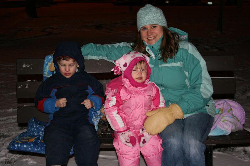 Christmas 2009 parade